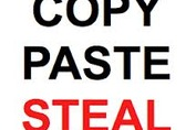 Copy Paste Steal