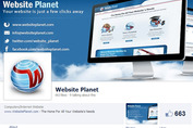 Website Planet Facebook