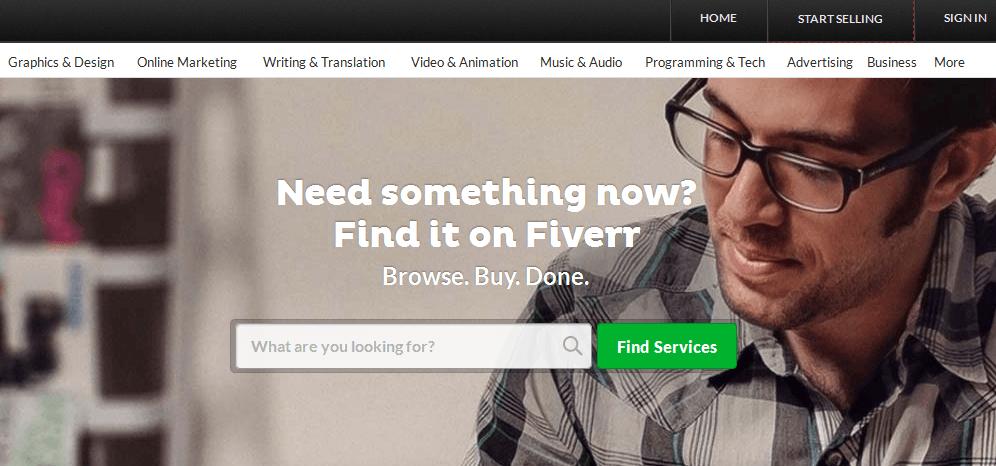 Fiverr Review - Score: 9.0