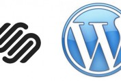 squarespace and wordpress