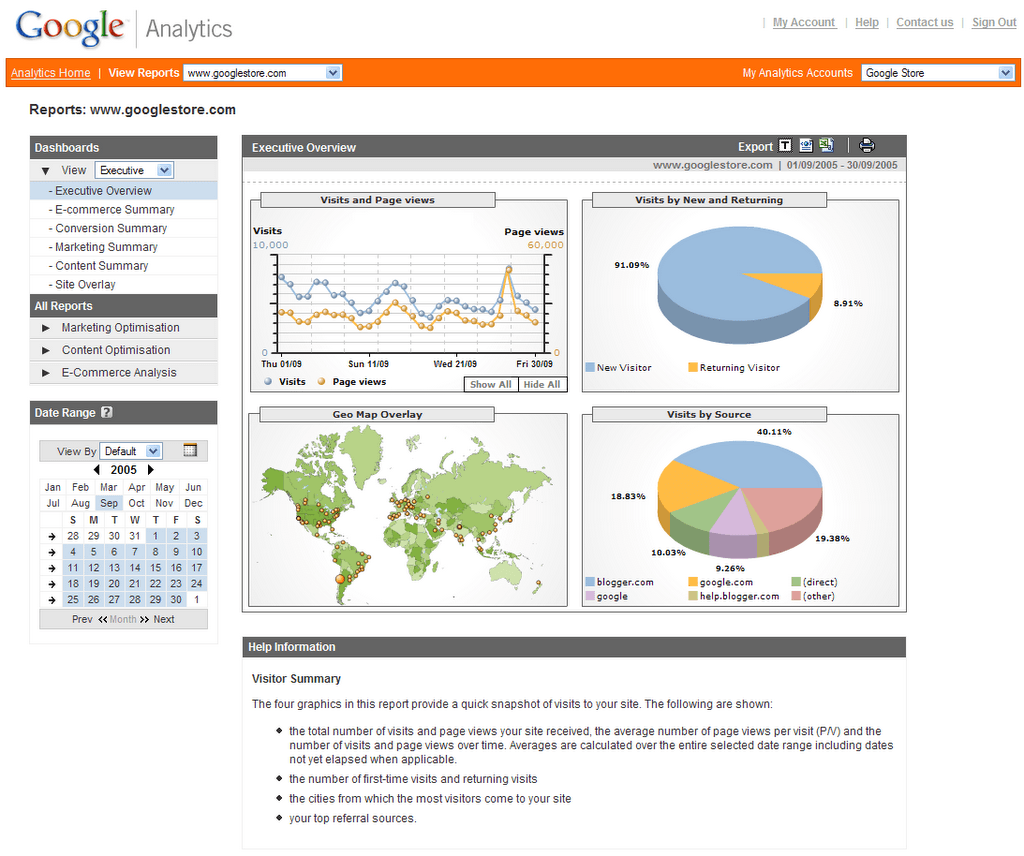 You should now know how to view your stats reports using Webalizer ...