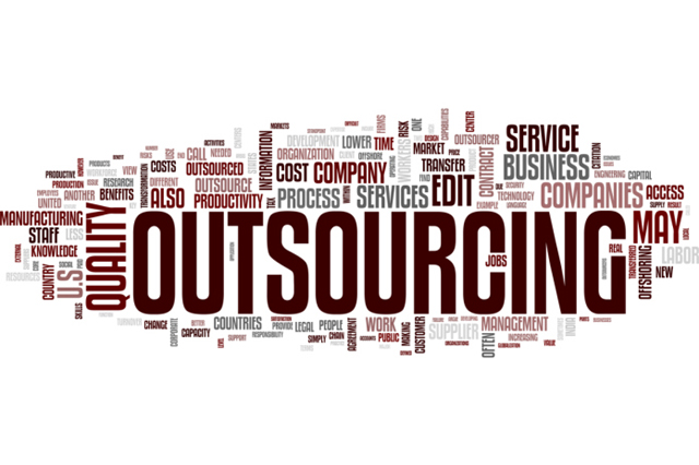 Labor Cost in U.S. Vs. Outsourcing