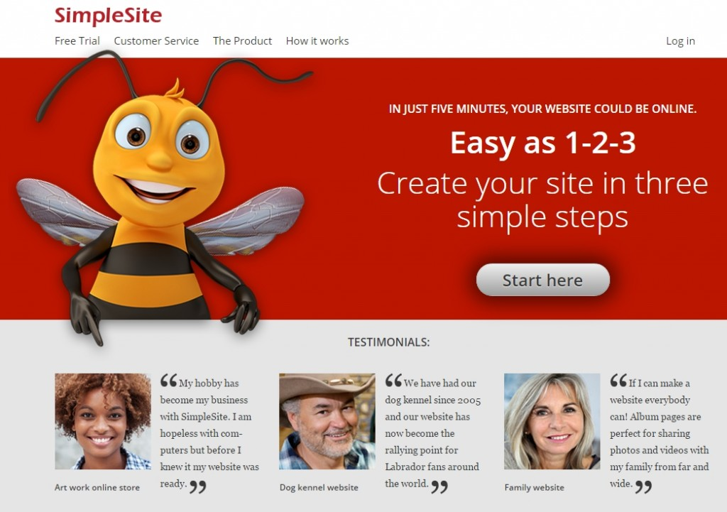 simplesite overview